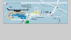 Metro North Map Pdf by Map Detroit Airport Detroit Metro Airport Arrivals Departures
