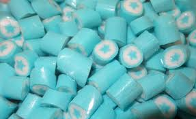where can you buy rock candy rock candy light blue and white center now available to
