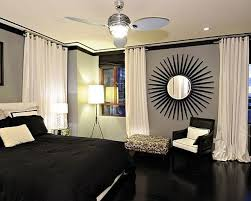 Small Bedroom Ceiling Fan Size Bedroom Magnificent House Interior Elegant Bedroom With White