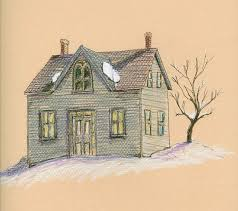 drawing houses ronna s blog drawing old houses