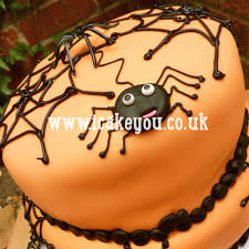 halloween spider cake i cake you say it with cake