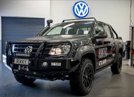 vw ute rokky gets kitted out youtube