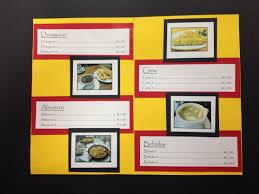 spanish 1a menu project senyorm com