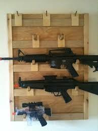 Modular Gun Rack by DaveTPilot LumberJocks woodworking