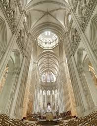 Amiens Cathedral Floor Plan Architectural Development Of The Eastern End Of Cathedrals In