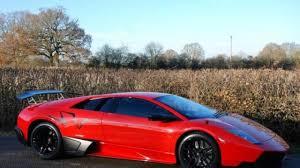 Lamborghini Murcielago Red - low mileage lamborghini murcielago sv rosso mars up for grabs in