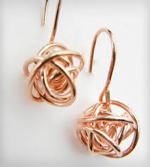 drop earrings gold gold knot drop earrings jewelry earrings