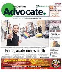 georgina advocate march 30 2017 by georgina advocate issuu