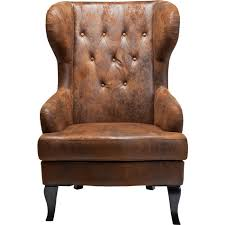 kare designs wing chair vintage kare design the rustic chair