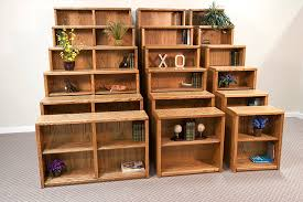 Solid Wood Bookcase Solid Wood Bookcases Furniture And Beds Of Oregon