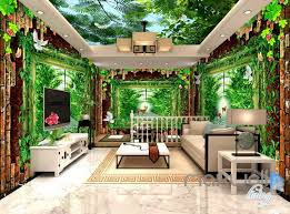 wallpaper for entire wall 3d wood windows forest deer entire living room bedroom wallpaper