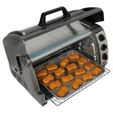 Hamilton Beach Toaster Convection Oven Hamilton Beach 6 Slice Easy Reach Toaster Oven With Convection