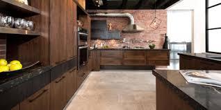 cuisine blanc et noyer cuisine studio armoire de cuisine en bois de noyer clair et