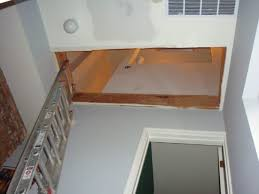 attic remodel before and after fells point building moxie