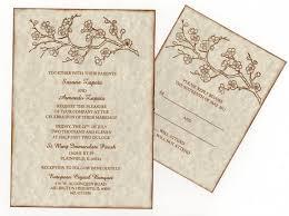 Simple Invitation Card Simple Indian Wedding Invitations Vertabox Com