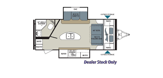 Rv Storage Plans Aerolite Rv Floorplans And Pictures