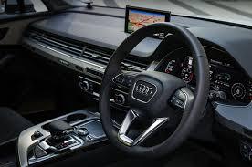 Audi E Tron Interior 2016 Audi Q7 E Tron Review Review Autocar