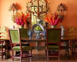 Mexican Dining Room Furniture Mexican Dining Room Decor Dining Room Inspiration 1679