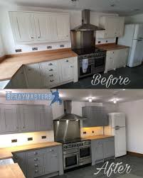 spray painting kitchen cabinets cost uk kitchen cabinet spraying kitchen cabinets upcycle kitchen