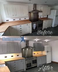 spray paint kitchen cabinets hertfordshire kitchen cabinet spraying kitchen cabinets upcycle kitchen