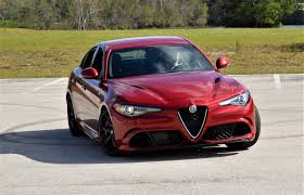 17 alfa romeo giulia quadrifoglio four door fury car guy