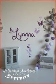 chambre bébé violet deco prenom chambre bebe inspirational stickers prénom fille violet