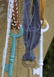 enameled vintage keys diy how to make a key pendant jewelry