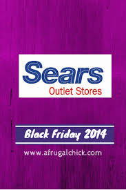 black friday 2014 sears outlet sales