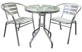 elegant winston outdoor furniture and sling aluminum high back arm