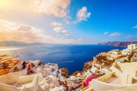 santorini hotels with best views u2014 the most perfect view