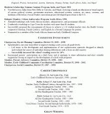 Early Childhood Education Resume Sample by Interesting Early Childhood Educator Resume Creative Resume Cv