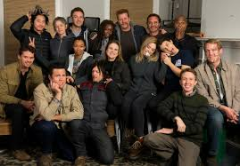 new walking dead cast 2016 how would you be killed off on the walking dead playbuzz