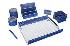 blue office supplies amazon com
