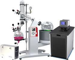 ai 5l solventvap w polyscience ad chiller ulvac ptfe pump 110v