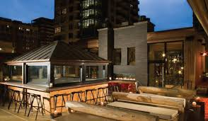 best chicago rooftop lounges cbs chicago
