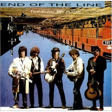 traveling wilburys end of the line images Traveling wilburys end of the line uk 7 quot vinyl single 7 inch jpg