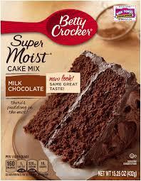 betty crocker super moist cake mix cherry chip 15 25 oz box
