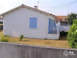 location villa à la tranche sur mer iha 12548
