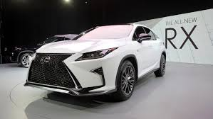 lexus cars australia price 2016 lexus rx 350 u0026 rx 450h pricing announced auto moto japan
