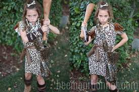Cave Woman Halloween Costumes Bee Bonnet Cave Woman Costume
