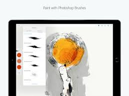 adobe photoshop sketch on the app store