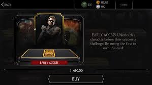 Challenge Fatality Undead Johnny Cage Challenge Mortal Kombat Fan Site