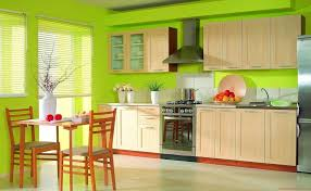kitchen green modern kitchen matching the color of the kitchen