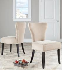 Safavieh Dining Room Chairs by Safavieh Maria Upholstered Dining Chair Wayfair