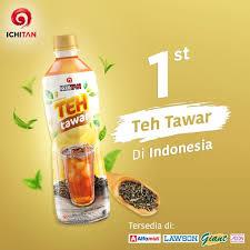 Teh Ichi Oca ichitan teh tawar offers sugar free option to tea mini me