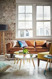 room inspiration ideas living room inspiration tan leather sofa
