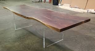 reclaimed dining room tables coffee table wonderful live wood table slab dining room table