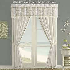 beach print valances theme bedspreads and curtains shower curtin u0027s