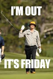 Tgif Meme - tgif everyone getting through a long week requires a lot of