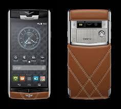 vertu phone vertu signature touch bentley limited edition mobile india